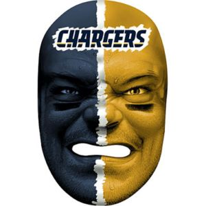 San Diego Chargers Fan Face Mask