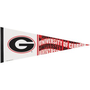 Georgia Bulldogs Pennant Flag
