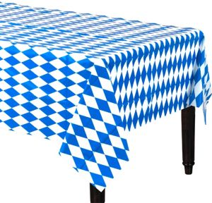 Oktoberfest Plastic Table Cover