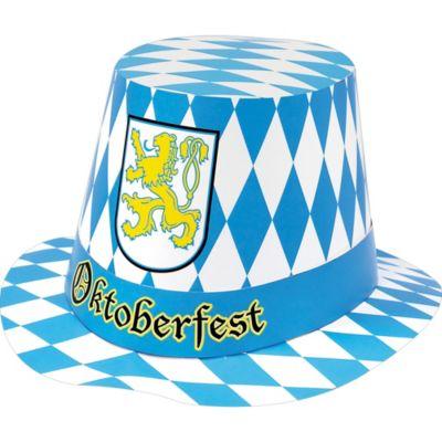 Oktoberfest Top Hat