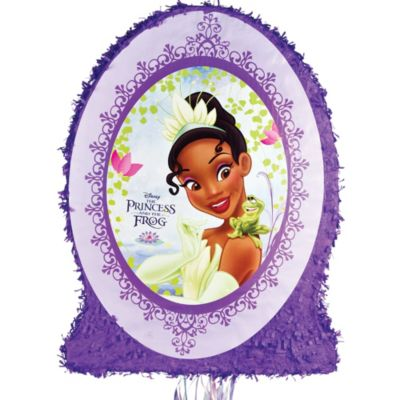 Pull String The Princess and the Frog Pinata