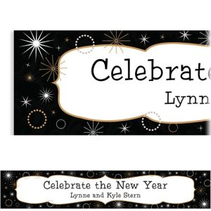 Custom New Year's Gala Banner 6ft