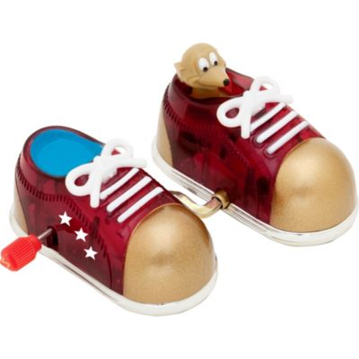 Mouse Sneakers Windup Toy