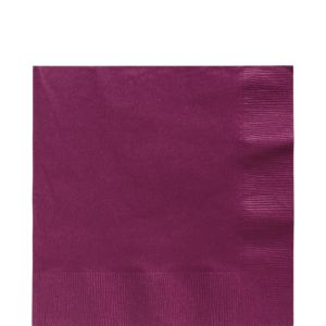 Big Party Pack Berry Lunch Napkins 125ct
