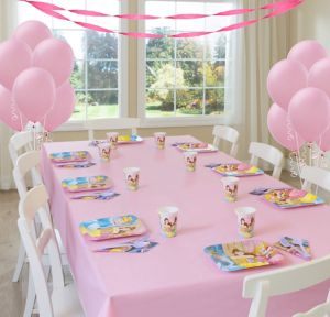 Disney Princess Basic Party Kit for 8 Guests