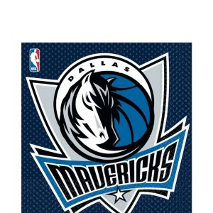 Dallas Mavericks Lunch Napkins 16ct