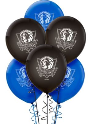 Dallas Mavericks Balloon 6ct