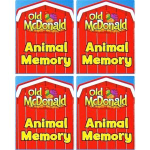 Old McDonald Memory Games