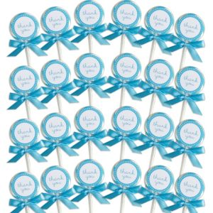 Blue Pop Favor Kit 24ct
