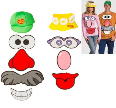 Adult Mr. and Mrs. Potato Head Kit