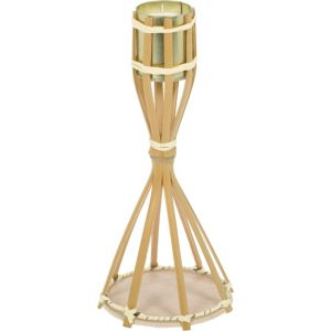 Bamboo Table Torch