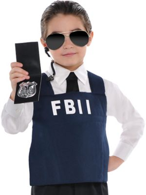 Child FBI Agent Kit