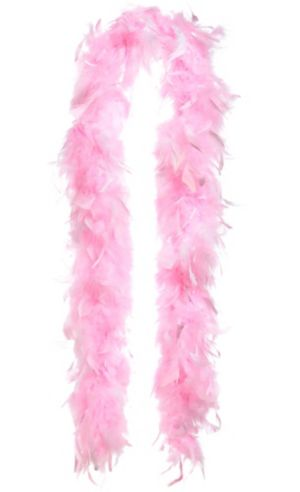 Pink Princess Boa 54in