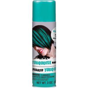 Turquoise Blue Hairspray 3oz