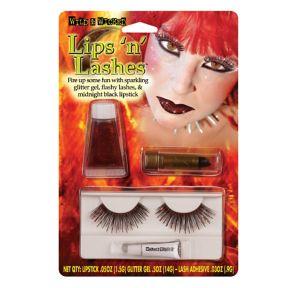Devil Lips N' Lashes Kit