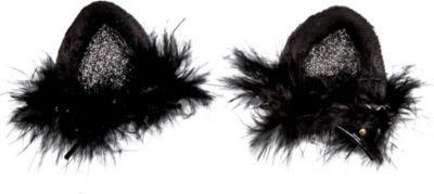 Cat Ear Hair Clips
