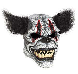 Last Laugh Motion Clown Mask