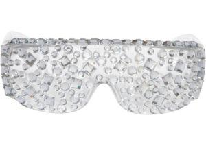 Jeweled Lady Gaga Glasses