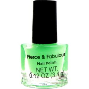 Glow In The Dark Neon Green Nail Polish