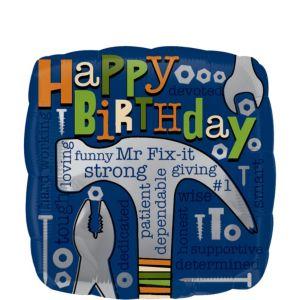 Happy Birthday Balloon - Dad