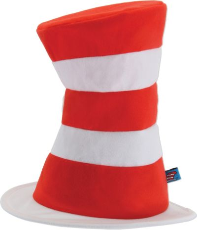 Adult Cat in the Hat Felt Hat