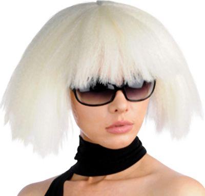 Misha Platinum Blonde Premium Wig