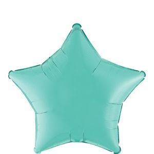 Robin's Egg Blue Star Balloon