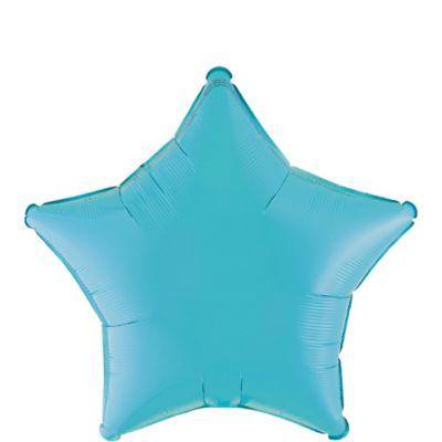 Caribbean Blue Star Balloon