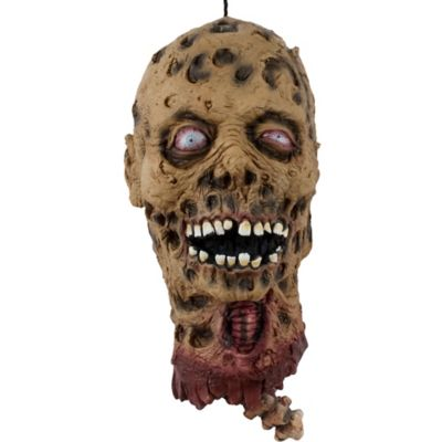 Hanging Dead Man Head Prop