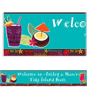 Custom Summer Cocktail Banner 6ft