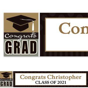 Custom Class Pride Graduation Banner 6ft