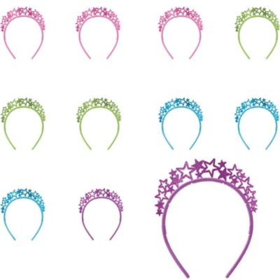 Colorful Headband Multipack 12ct