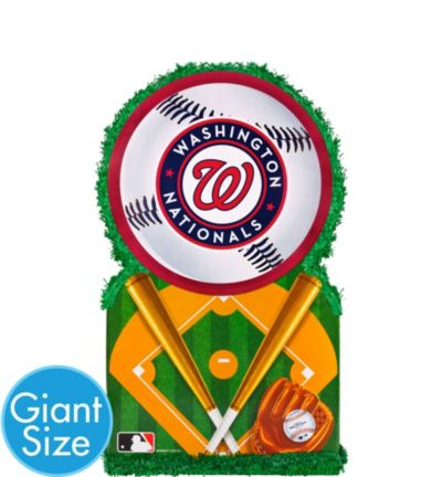 Giant Washington Nationals Pinata