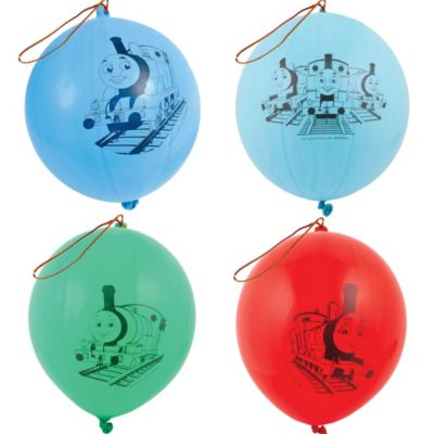 Thomas the Tank Engine Punch Balloons 4ct