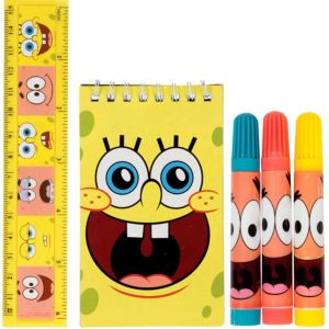 SpongeBob Stationery Set