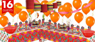 Fiesta Caliente Deluxe Party Kit