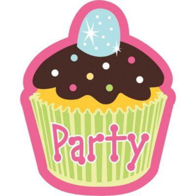 Sweet Treats Invitations 8ct
