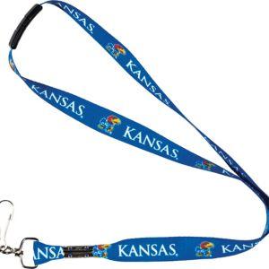 Kansas Jayhawks Lanyard