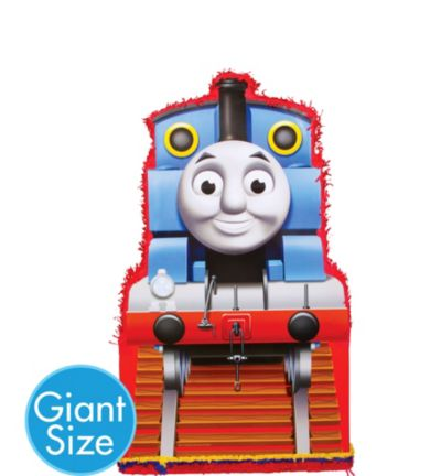 Giant Thomas the Tank Engine Pinata
