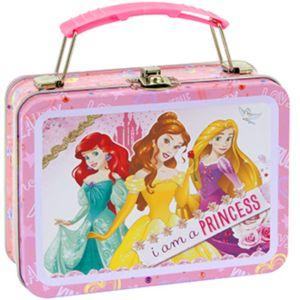 Mini Disney Princess Tin Box