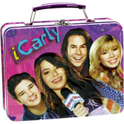 iCarly Tin Box