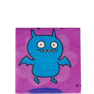 Uglydoll Beverage Napkins 16ct