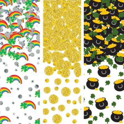 St. Patrick's Day Confetti