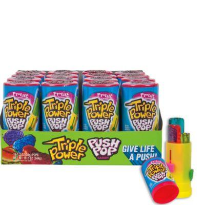 Topps Triple Power Push Pops 16ct