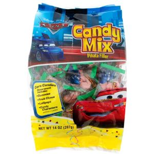 Cars Pinata Filler 58pc