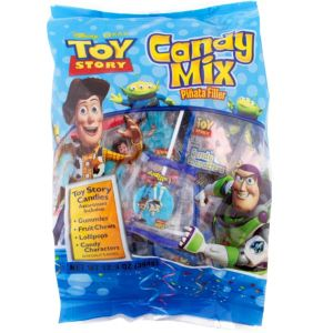 Toy Story Pinata Filler 58pc