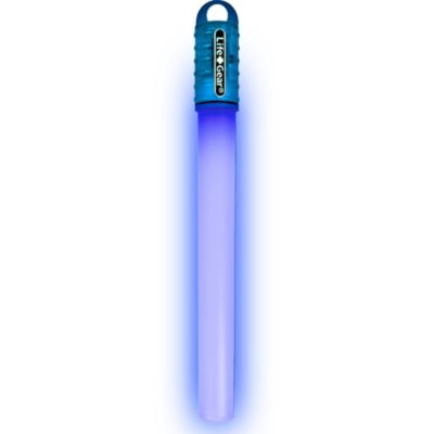 Sky Blue Glow Stick & Flasher