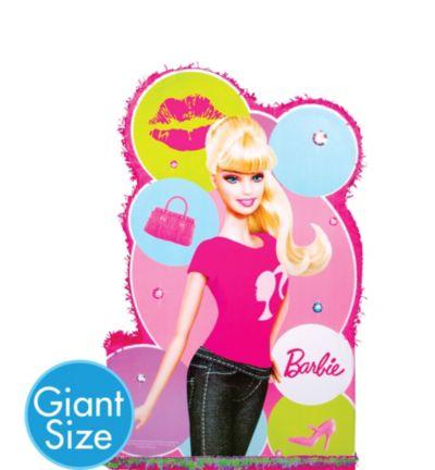Giant Barbie Pinata