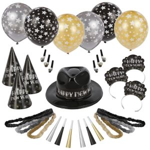 Kit For 50 - Ballroom Bash New Year's Party Kit