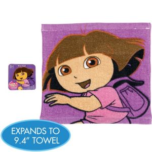 Dora the Explorer Grow Towel